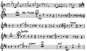 Trumpet Mutes Descriptions Sound Clips Samples Pictures